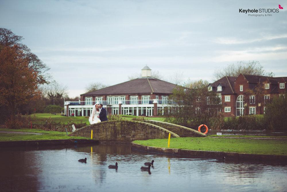 Formby Hall Golf Resort & Spa Wedding