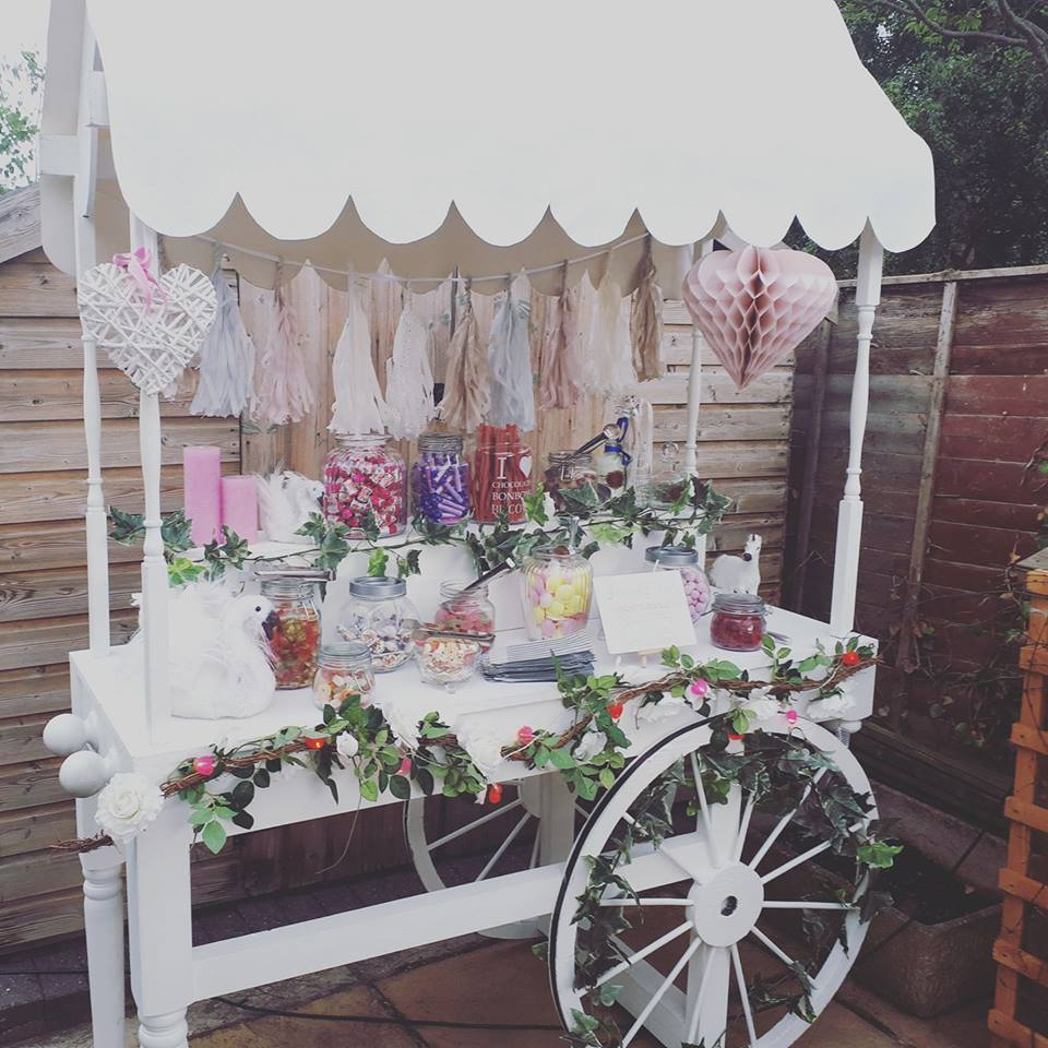 Glamour Booth Special Offer for Macdonald Craxton Wood Wedding Fayre Chester, Cheshire Wedding Fair, Merseyside Wedding Fayre, Wirral Wedding Fair Red Event Fair Candy Cart.jpg