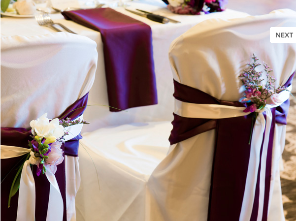 Couture Chair Covers & Event Dressing Special Offer for Macdonald Craxton Wood Wedding Fayre Chester, Cheshire Wedding Fair, Merseyside Wedding Fayre, Wirral Wedding Fair Red Event Fair .png