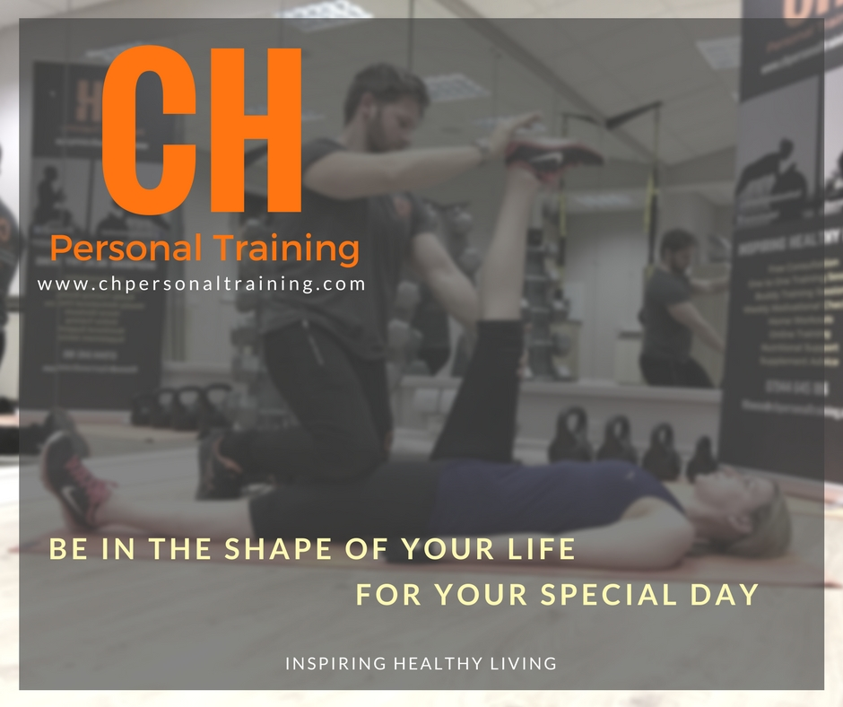 df0771dd55e1 CH Personal Training Special Offer for Macdonald Craxton Wood Wedding Fayre  Chester