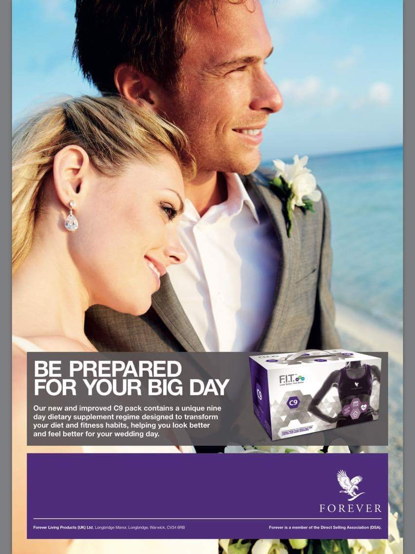 Forever Living Special Offer AT Macdonald Craxton Wood Chester Wedding Fayre Cheshire Wedding Fair Red Event Wedding Shows Wirral Merseyside Liverpool4.JPG