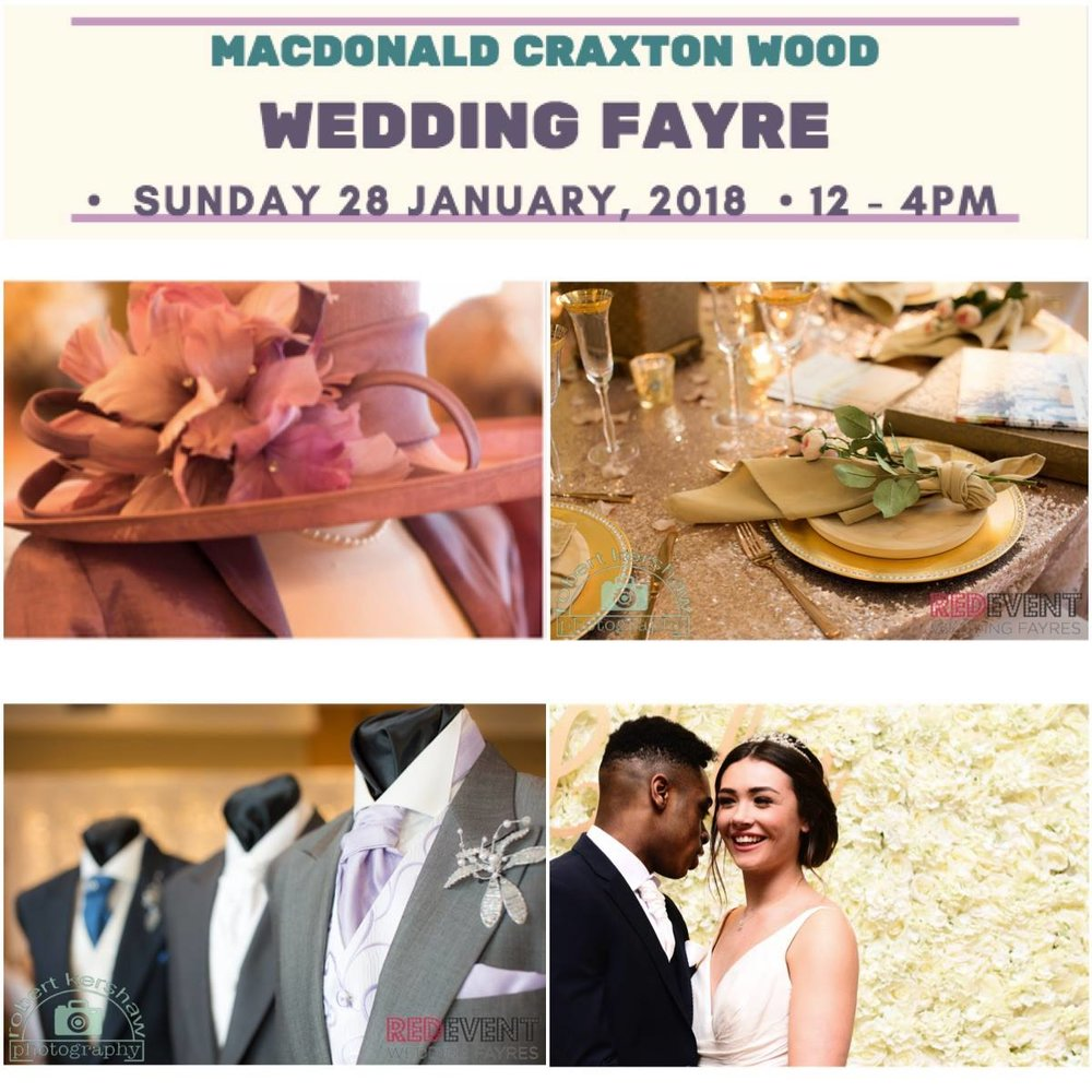 1. Macdonald Craxton Wood Wedding Fayre Chester Cheshire WeddingFair Red Event Wedding Shows Merseyside.jpg