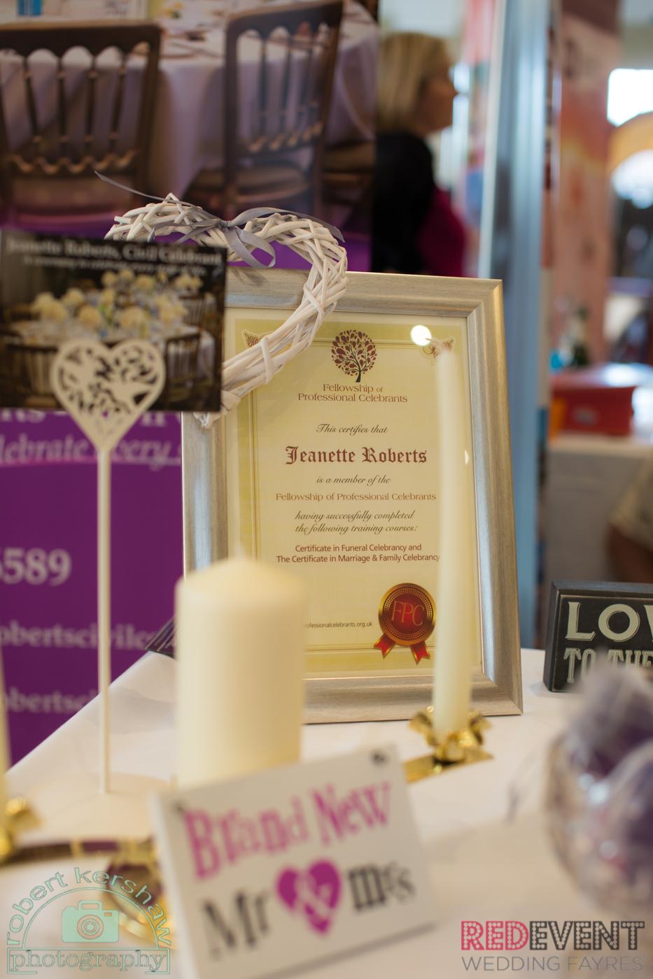 Jeanette Roberts Civil Celebrant special offer for Formby Hall Wedding Fayre Liverpool Wedding Fair Merseyside Weddings www.redeventweddingfayres.com.jpg