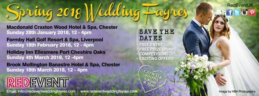 Spring Red Event Wedding Fayres North West Wedding Fair Wirral, Cheshire, Chester, Liverpool, Merseyside www.redeventweddingfayres.com.jpg