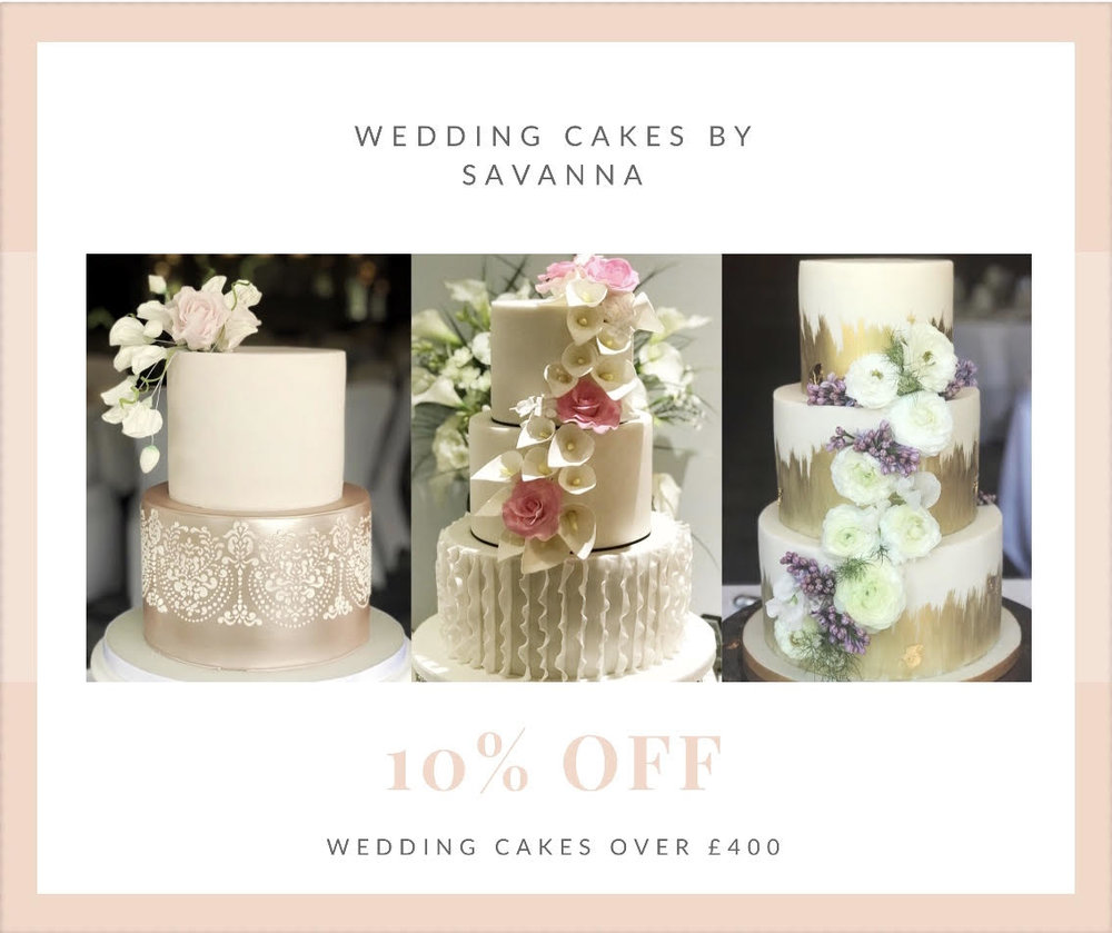 wedding cakes by Savanna The Booth That Rocks Special Offer Macdonald Craxton Wood Chester Wedding Fayre Cheshire Wedding Fair Wirral Wedding Show Merseyside Bridal Show Red Event North West Wedding Merseyside Wirral.jpg