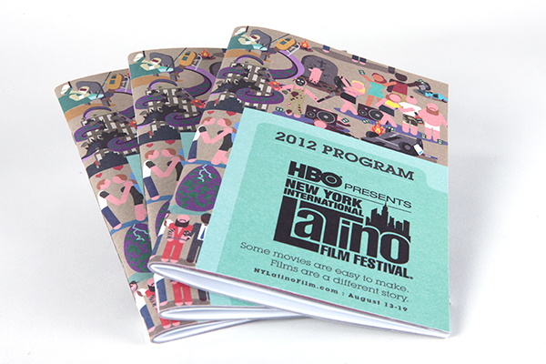 2012 Festival Program And Newsletter Template