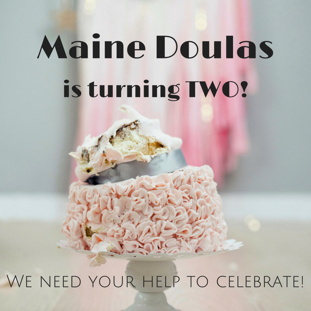 Maine Doulas is turning 2!.png