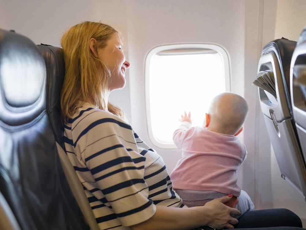 Maine Doulas, Traveling with baby for holidays.jpg