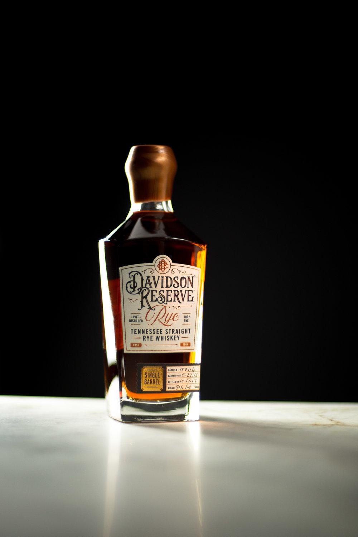 Alcohol Label Design