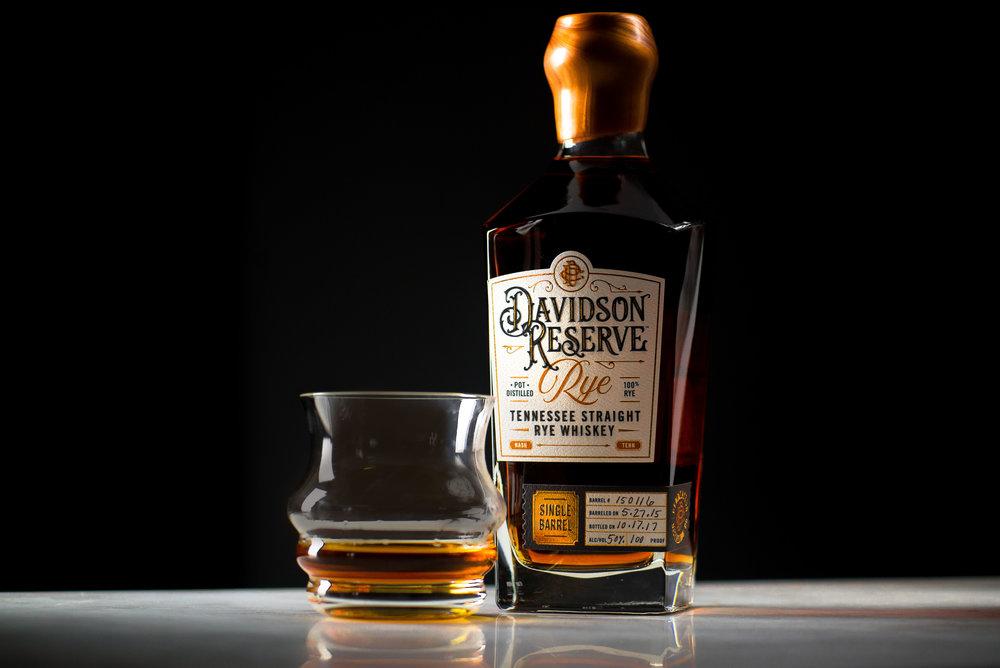 Liquor Label Design