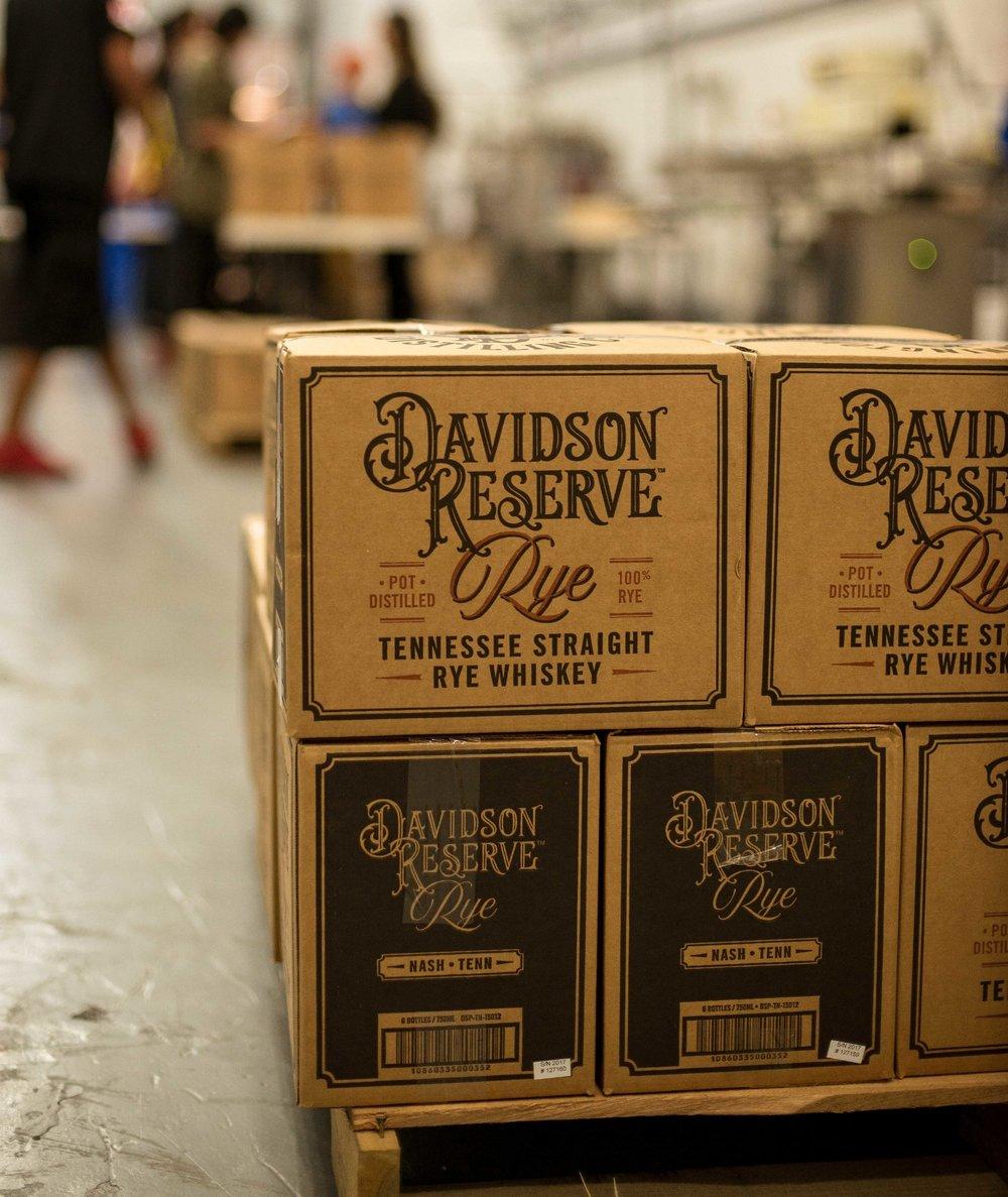 Liquor Branding Development