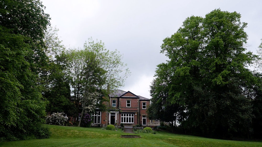 North West Wedding Video at Ashfield House.