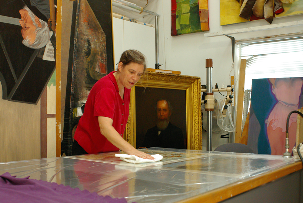 ConservArt Associates, Inc., Susanne Friend.