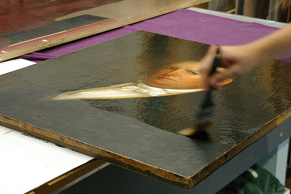 ConservArt Associates, Inc., Susanne Friend. Art Restoration, Art Conservation.