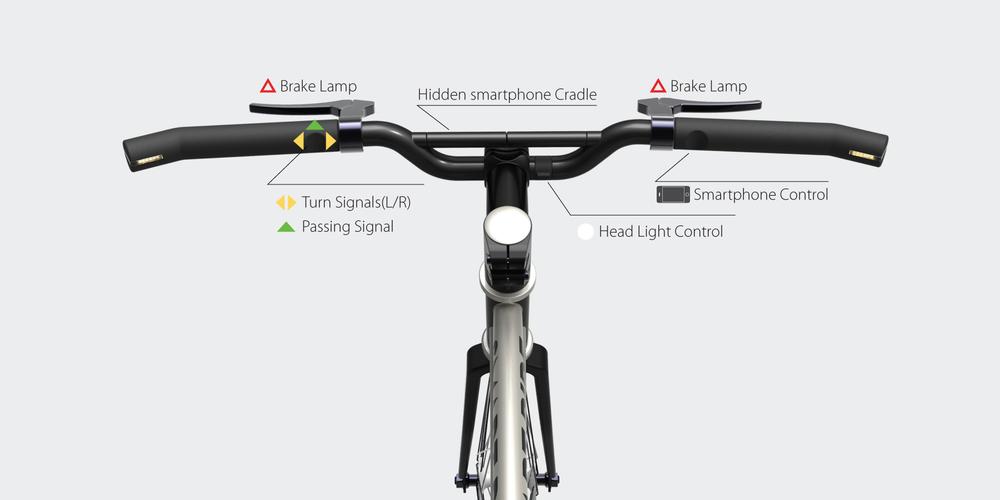 Light Duty Lever Controls : Smart ride — dohyung kim