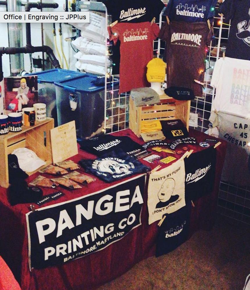 Pangea Printing Co.