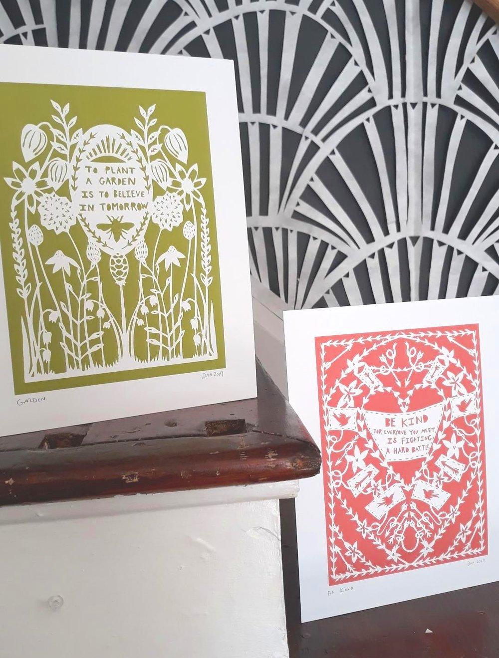 Annie Howe Papercuts*
