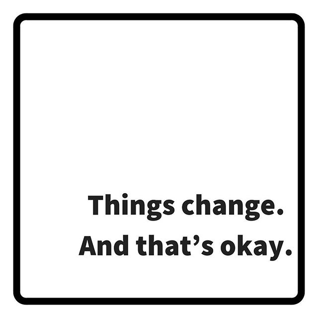 Change in life is inevitable. Even the positive changes, the ones that society says you're supposed to look forward to, can make you feel mentally off. That's totally understandable. Our therapists are here to help you through all of life's ups and downs. Contact us to set up an appointment through the link in our bio. #weareresilience #chicagotherapists #mentalhealth - - - - - - #mentalhealth #therapy #bewell #bodypositivity #mentalhealthmatters #counseling #mentalhealthrecovery #therapist #mentalillness #depressionrecovery #suicideprevention #mentaldisorders #intersectionalfeminist #psychology #mentalhealthawareness #eatingdisorderrecovery #balancednotclean #stopthehate #prorecovery #anxietyrecovery