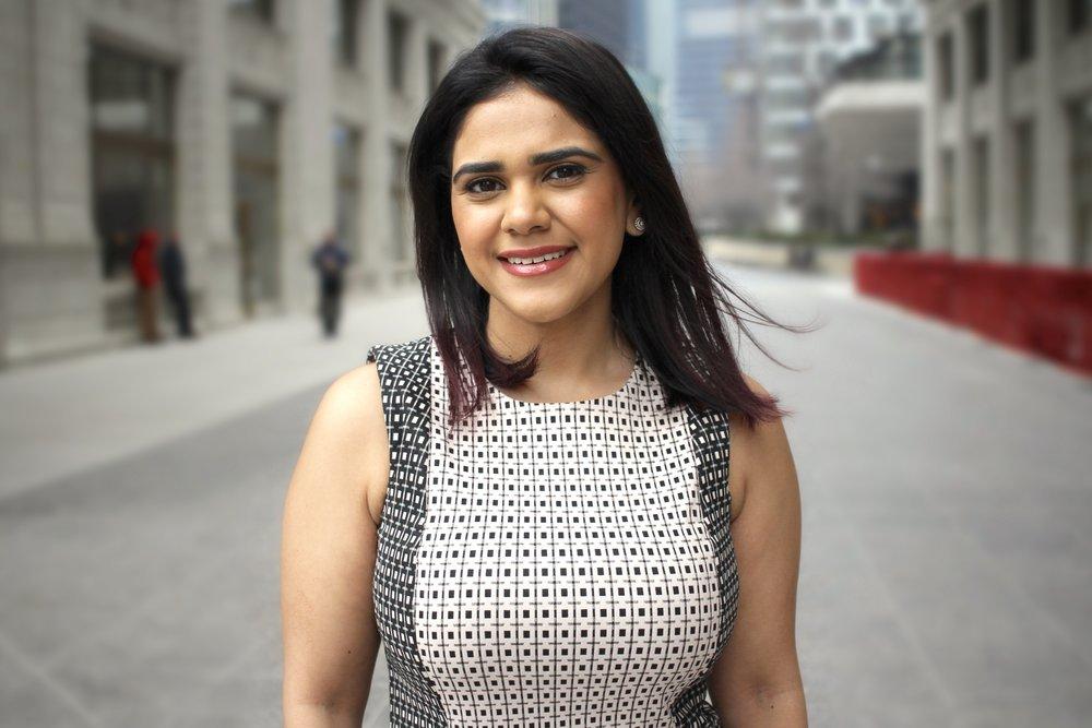Alicia Ali, LCPC - Licensed Clinical PsychologistLicense No. 071.009851