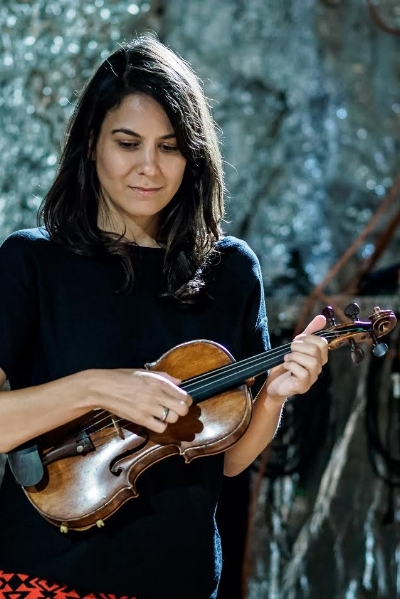 Erica Dicker - Violinist