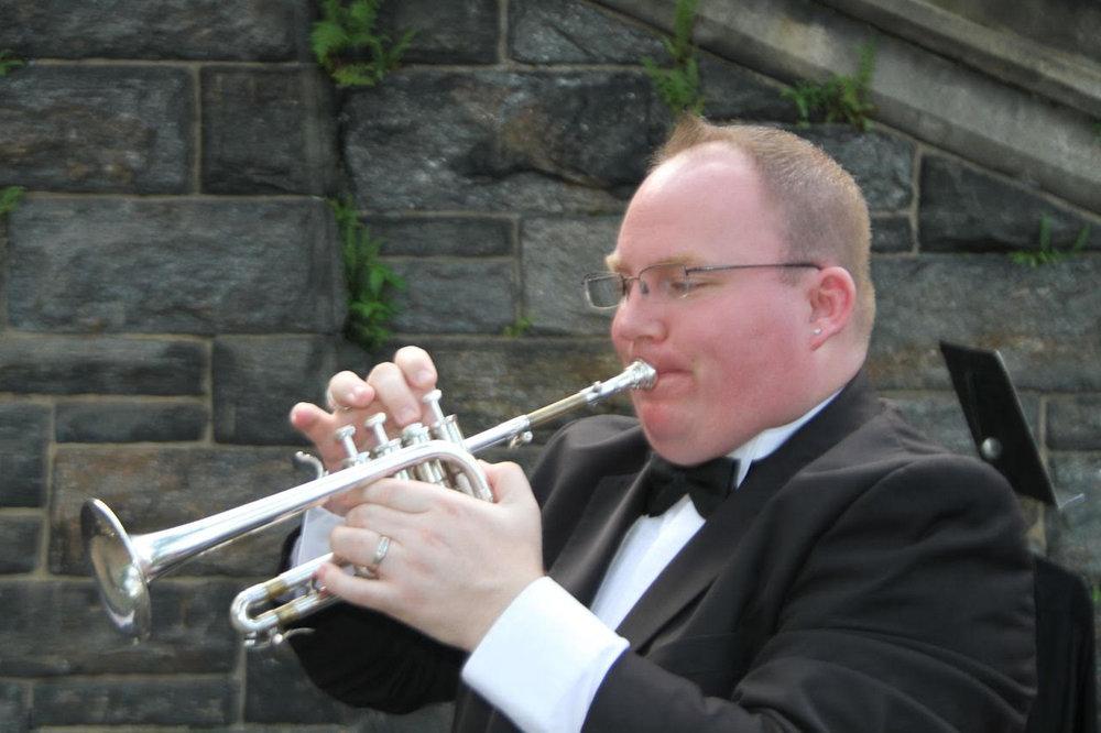 Ryan Resky, Trumpet
