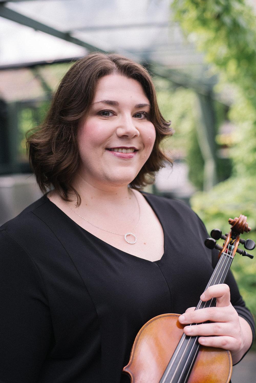Catherine Colquhoun, Violin