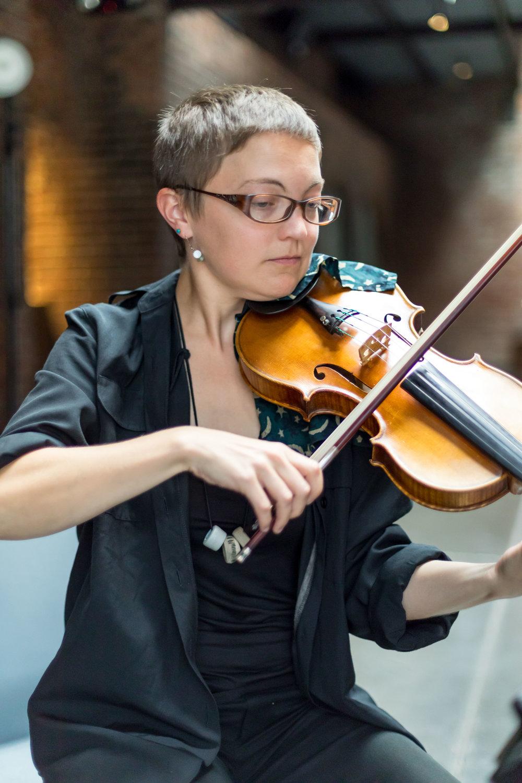 Megan Atchley - Violinist