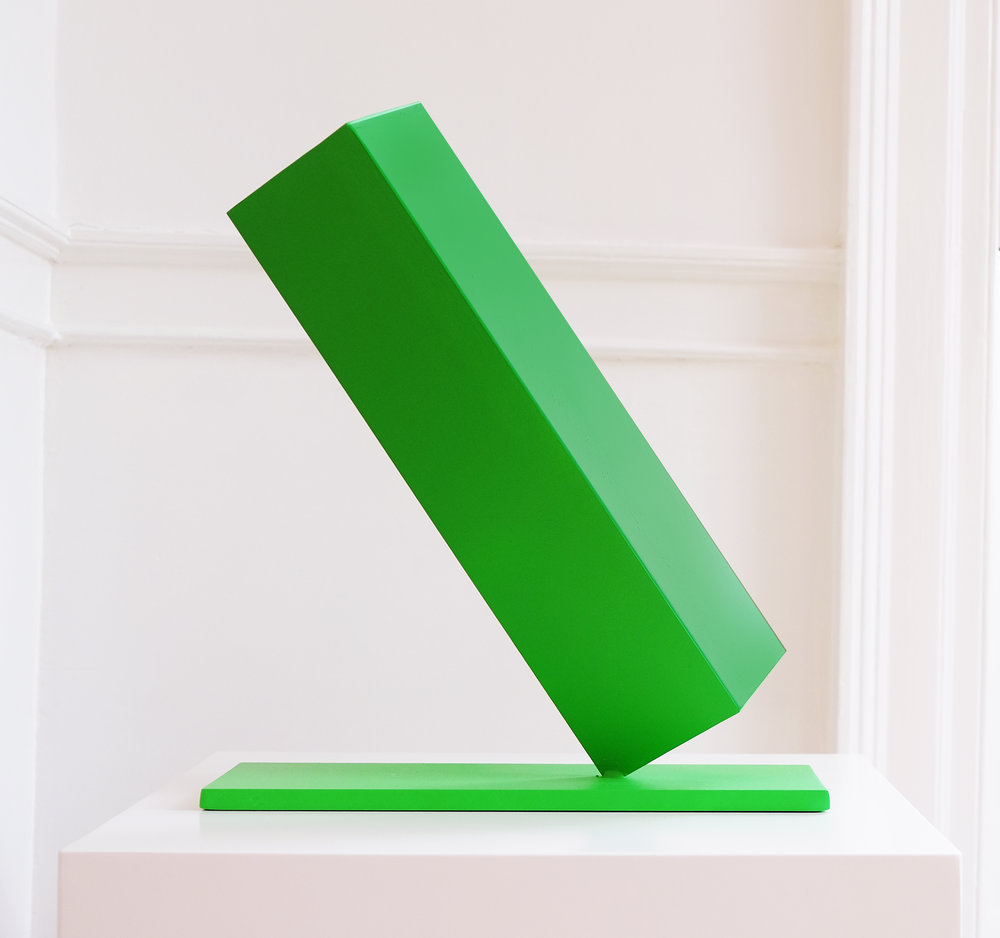 Green Untitled, 2016