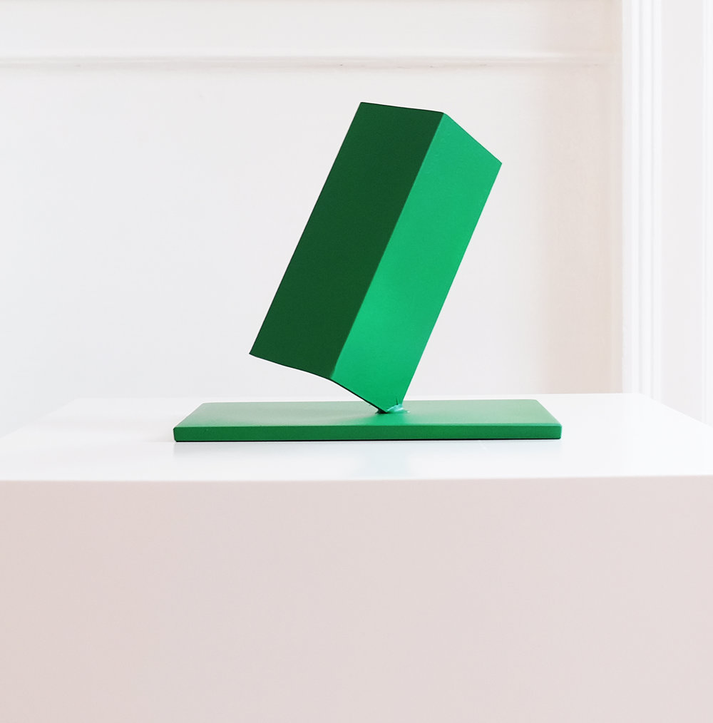 Green Maquette, 2016