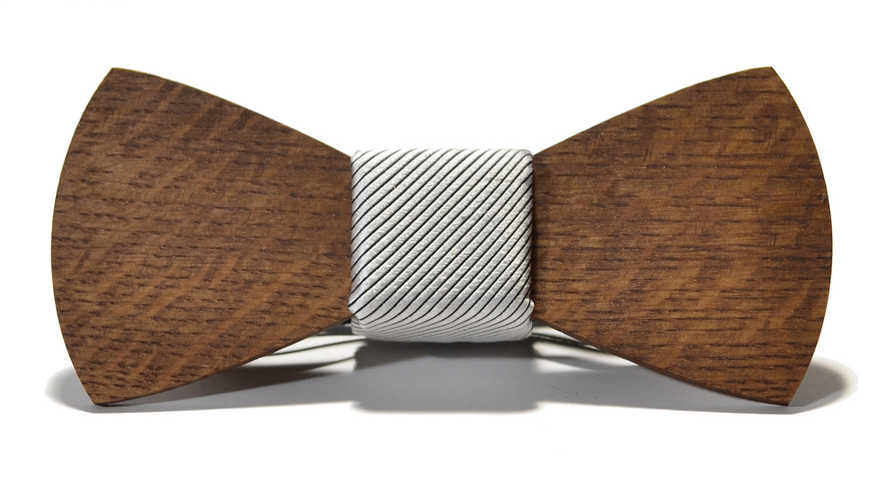 Wine Barrel Bow Tie