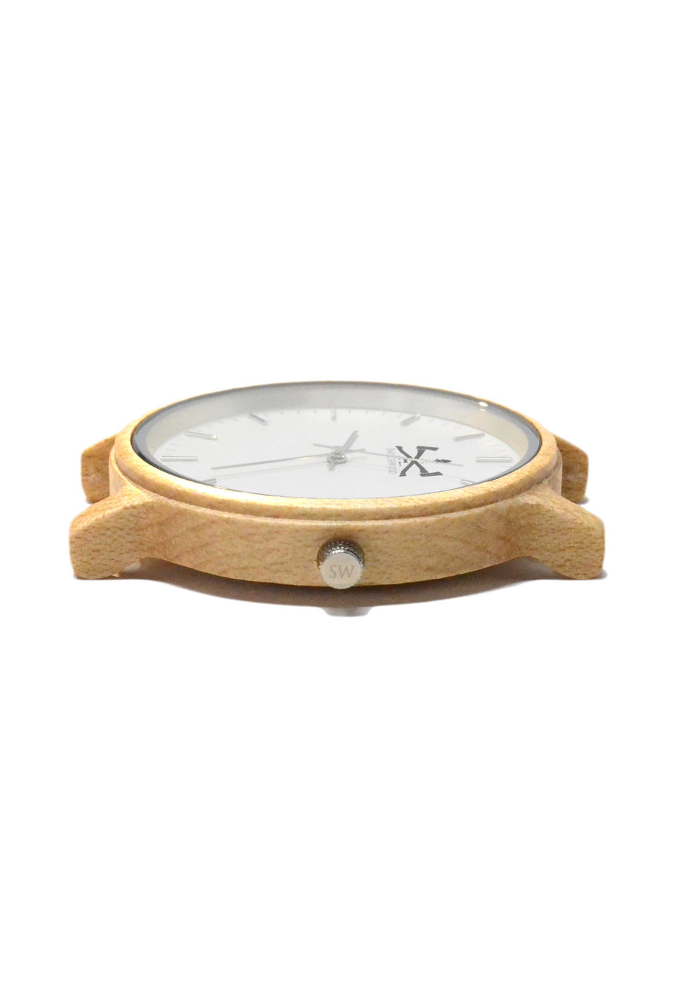 The Admiral Wooden Watch