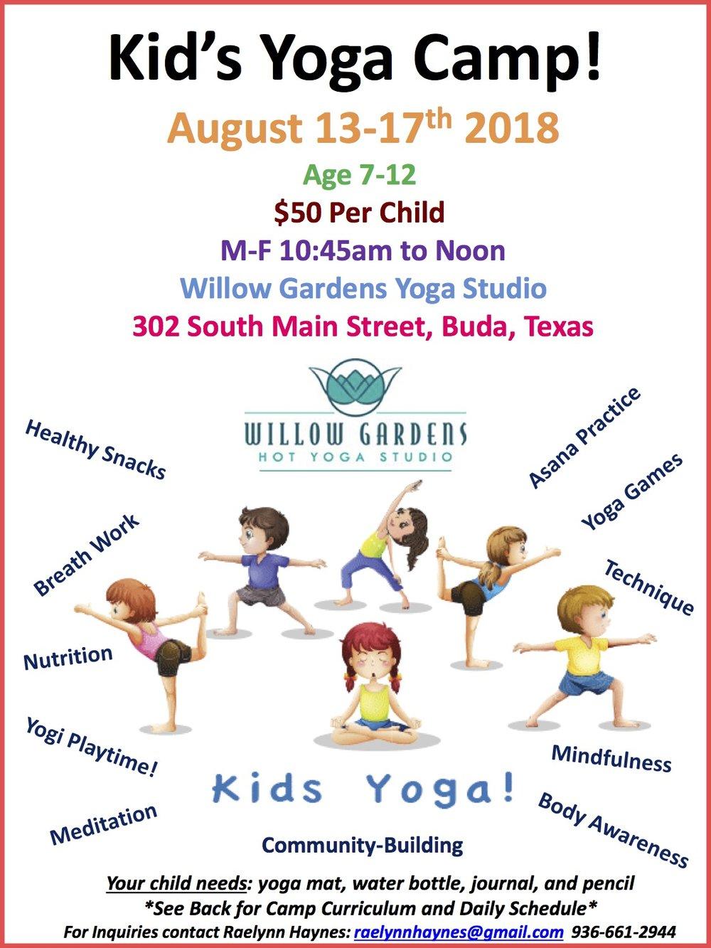 Kids Yoga Campu Summer 2018 7-12 year olds.jpg