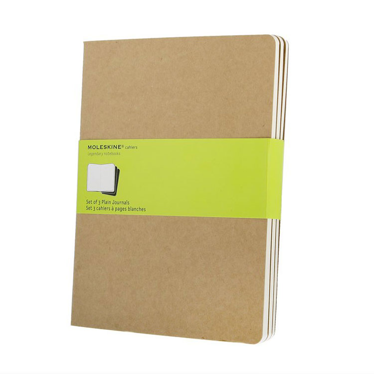 Moleskine-xlarge-kraft-cahier-plain-notebooks,-pack-of-3-front.jpg