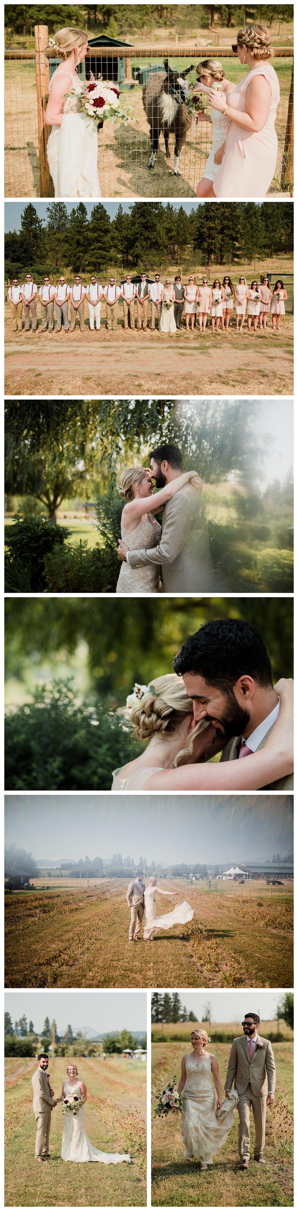 Falcon Ridge Wedding photographer in Kelowna, Canada.