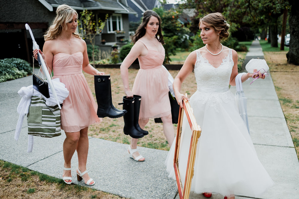 Brock House Wedding Vancouver