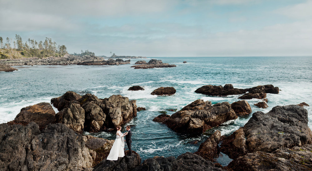 On the Beach - BLACK ROCK RESORT,UCLUELET