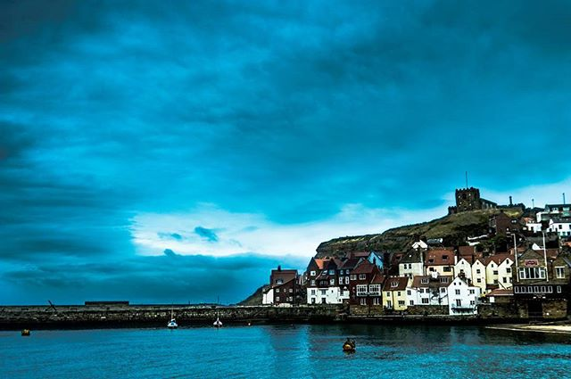 Whitby Harbour #thelensbible