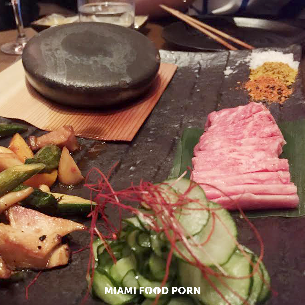 Japanese Wagyu Beef ( Standout ingredient:  the wagyu beef, duh!)