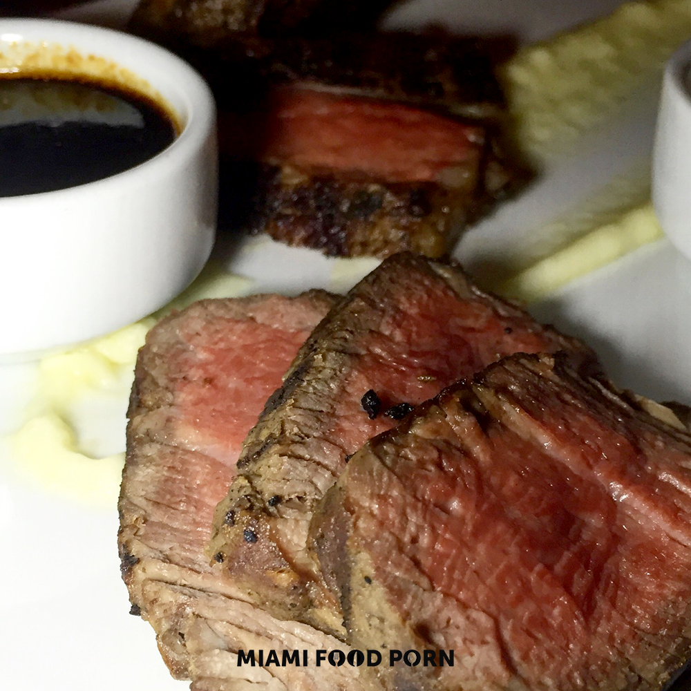 Beef Duet: Filet & Strip loin