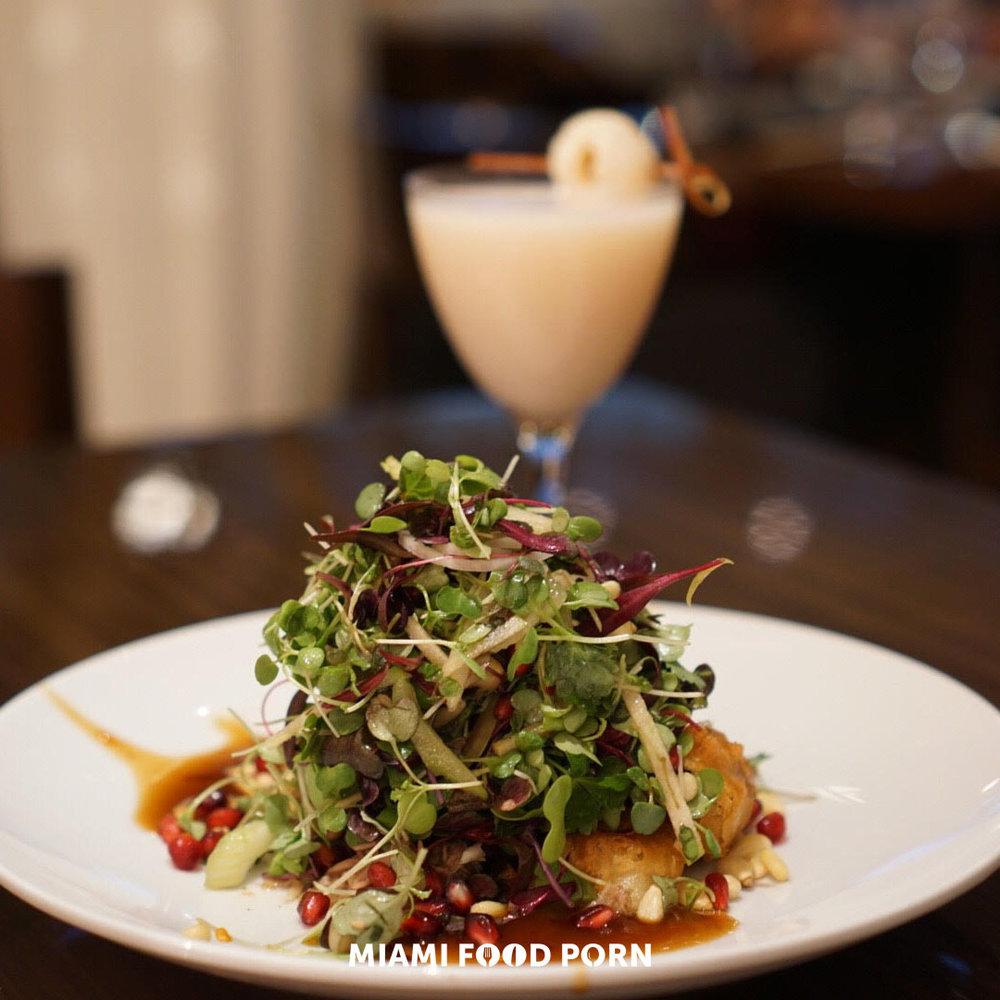 Novikov Duck Salad