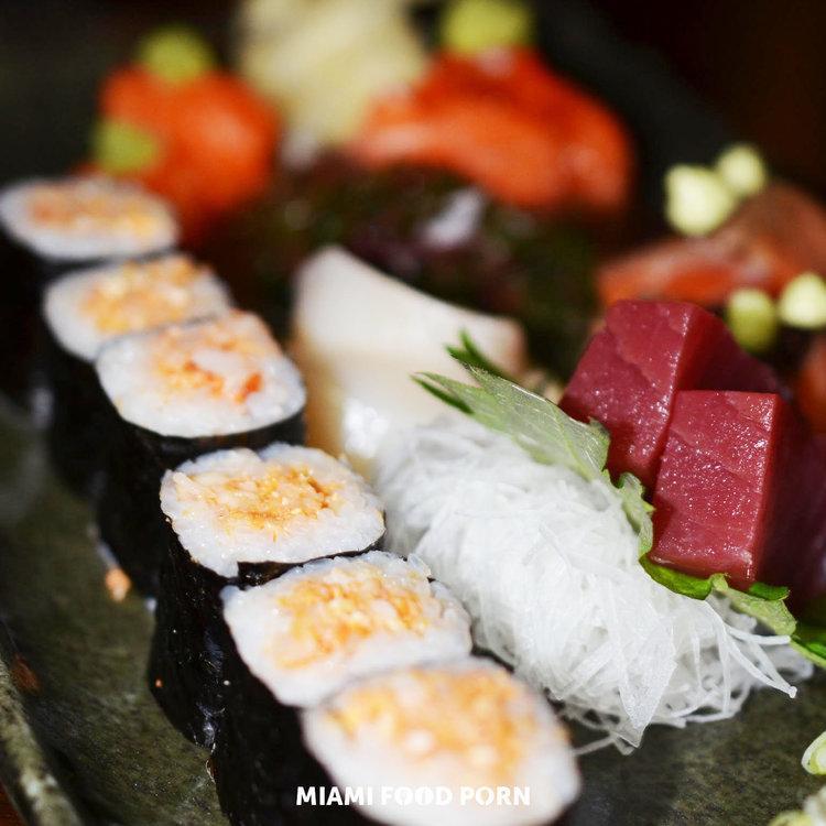 Vagabond Sushi Bar Miamifoodporn