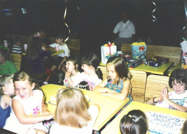 More Birthday Parties