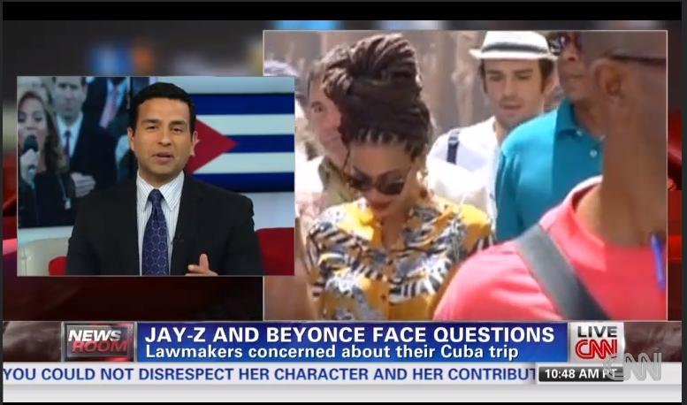 Beyonce cuba