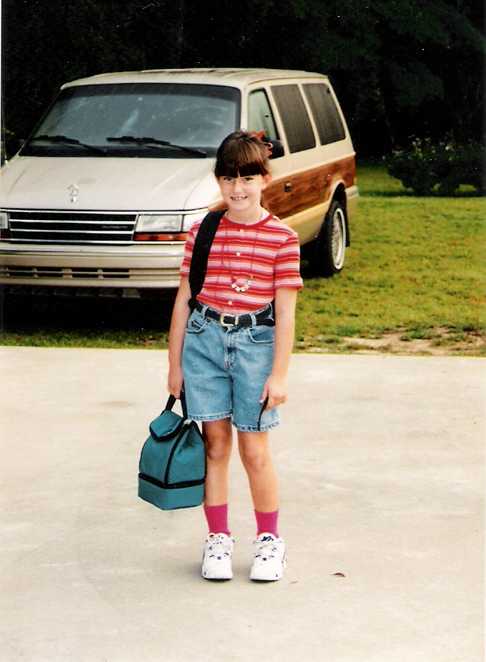 3rd grade first day
