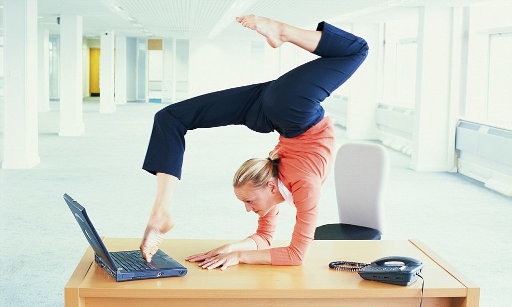 Office exercise