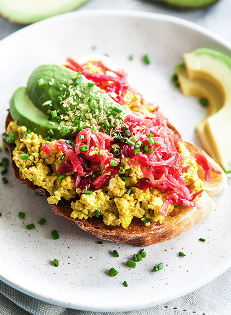 Tofu Scramble Toast with Avocado and Heartbeet Kraut – Large.jpg