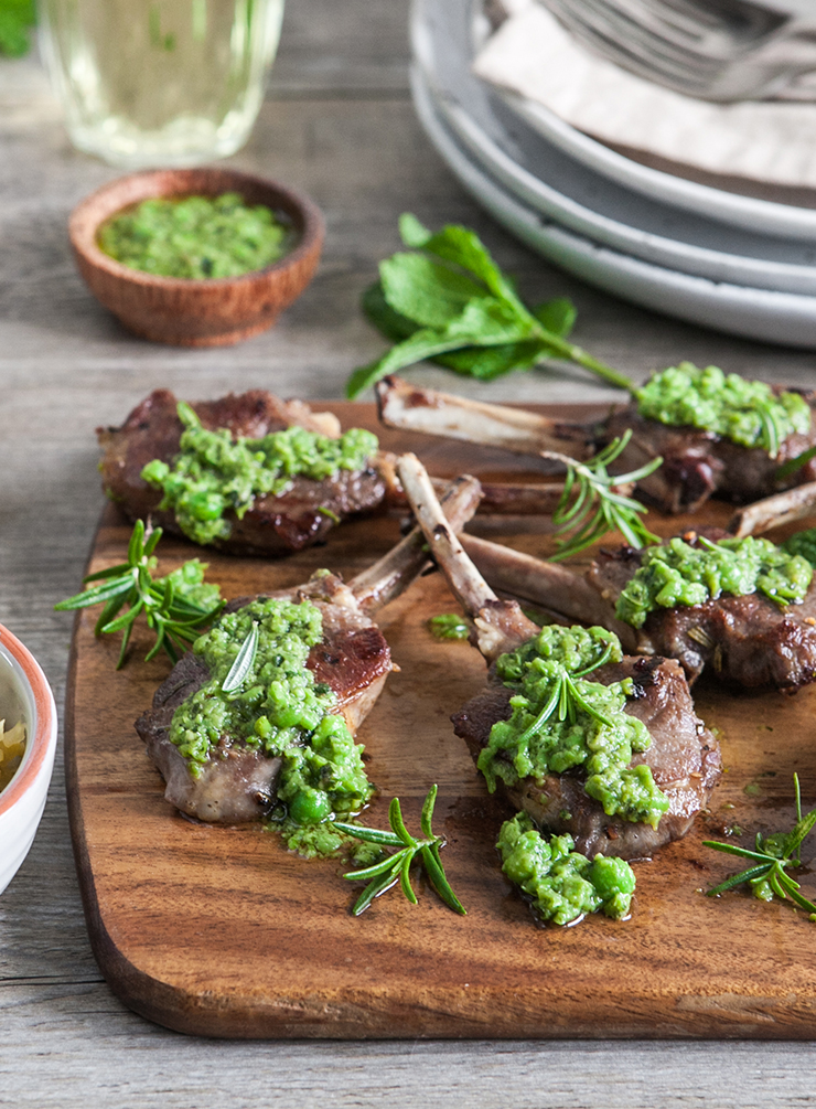 Lamb Cutlets with Mint Pea Puree - Large.jpg