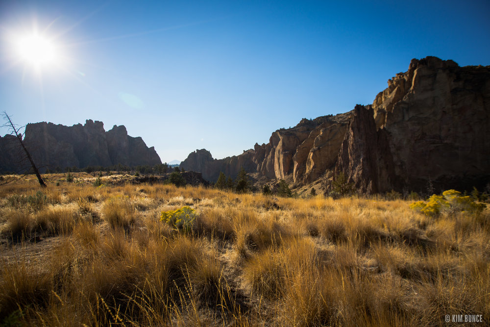 Smith Rock State Park - 2016