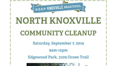Upcoming Events/Volunteer Opportunities — Keep Knoxville