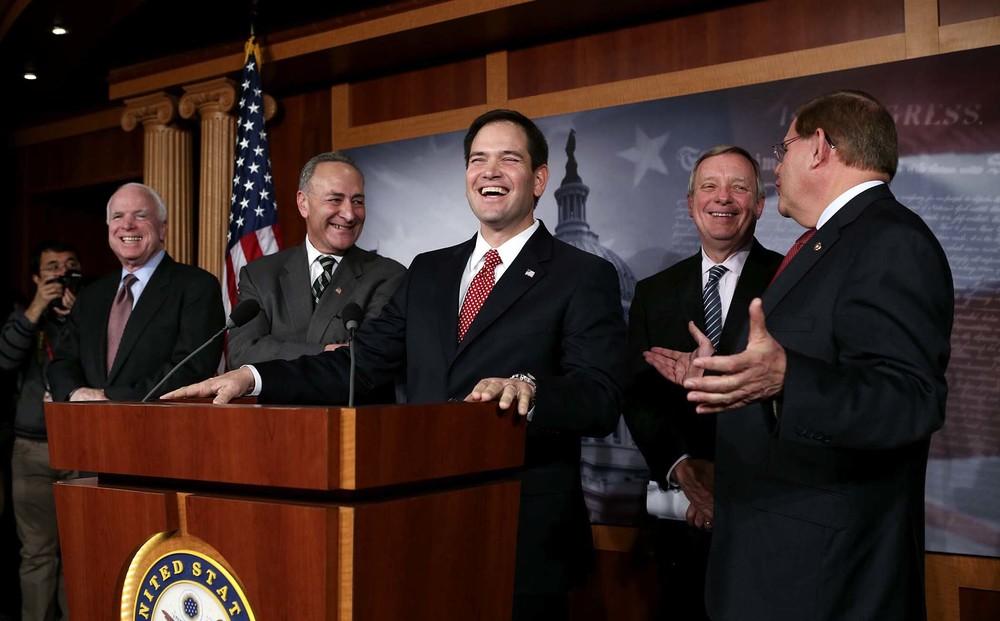 Marco Rubio - An American Betrayal Menu-top